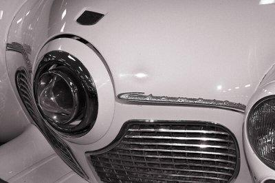 Front Studebaker Bullet Nose Grill Picture