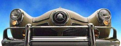 1951 Studebaker Bullet Nose Grill Picture