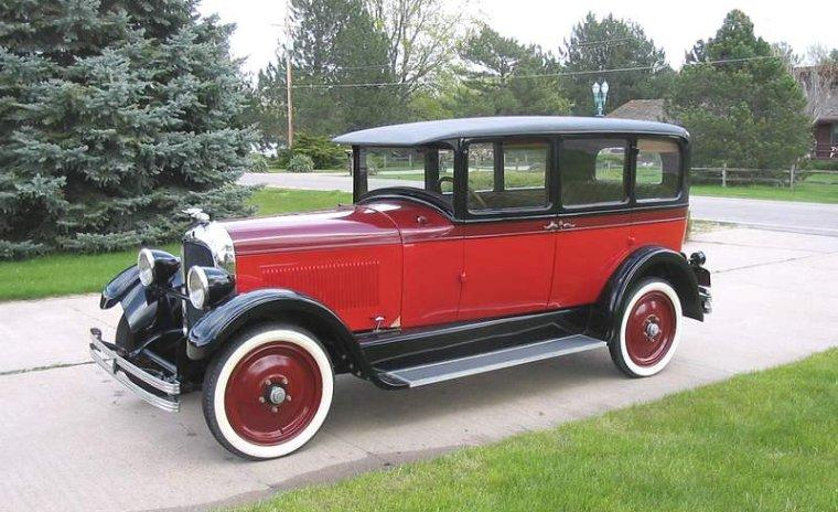 1927 Studebaker Commander Car Picture