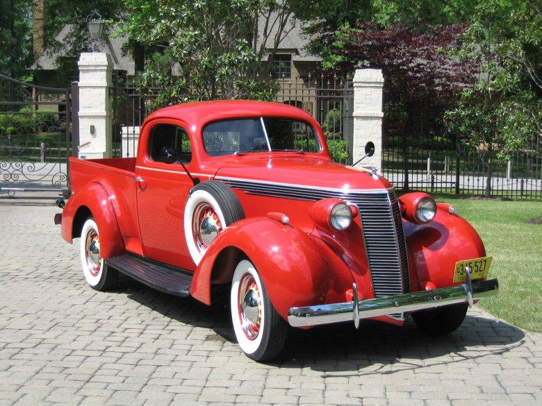 1937 Studebaker Express Coupe Michael Kisper Car Picture