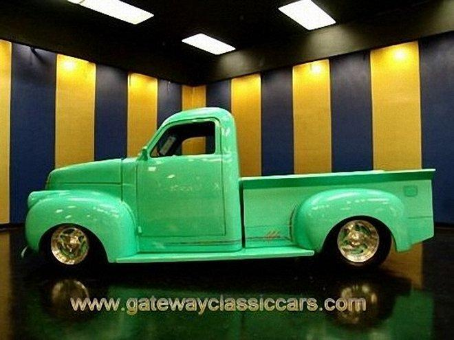 1946 Studebaker Pickup Truck Picture