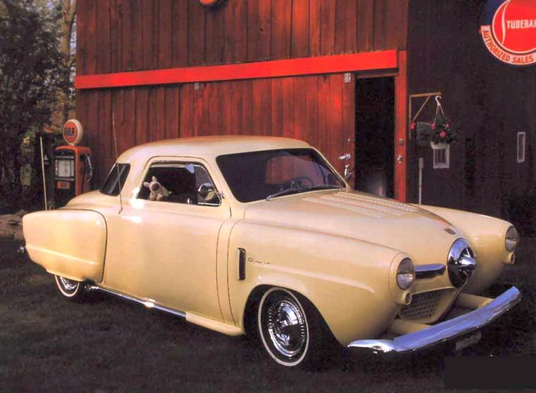1950 Studebaker Champion Car Picture