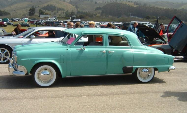 1952 Studebaker Champion Car Picture