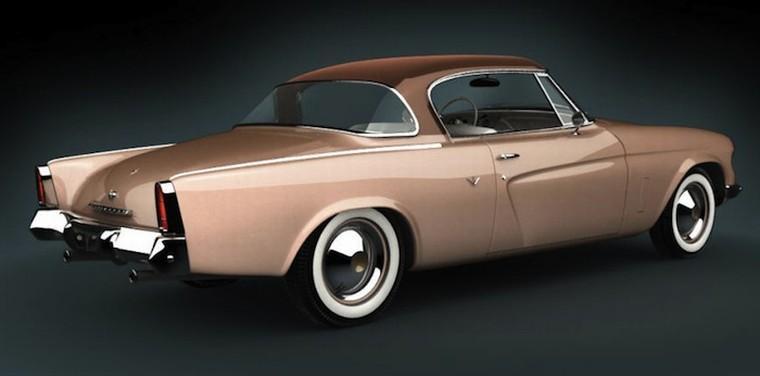 1953 Studebaker Commander Car Picture