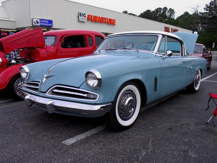 1953 Studebaker Starliner Car Picture