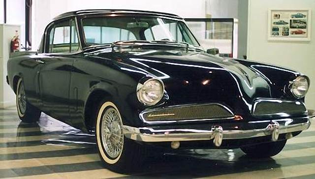 1955 Studebaker Starliner Car Picture
