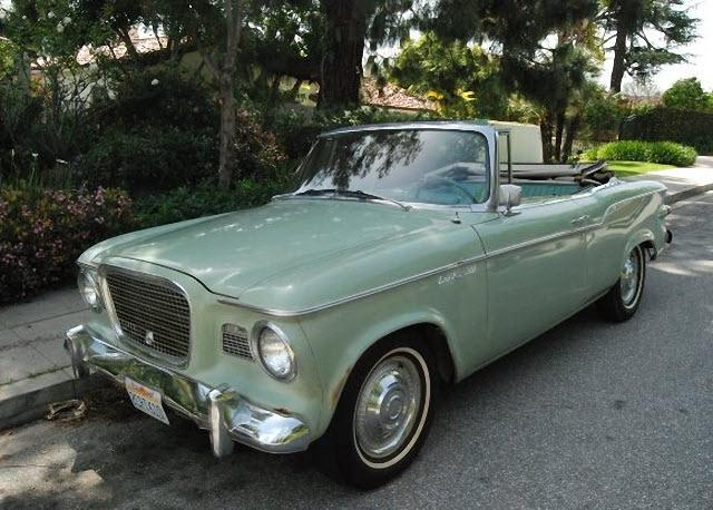 Green 1960 Studebaker Lark Car Photo  Studebaker Car Pictures