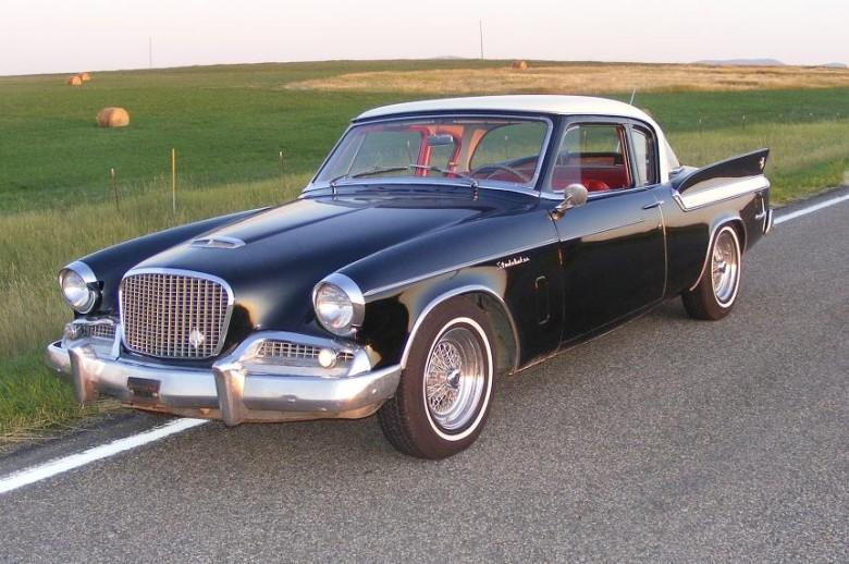 1961 Studebaker Hawk Car Picture