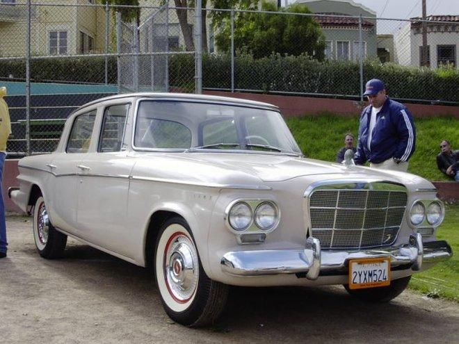 1962 Studebaker Lark Car Picture