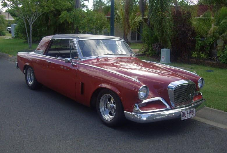 1962 Studebaker Hawk Car Picture