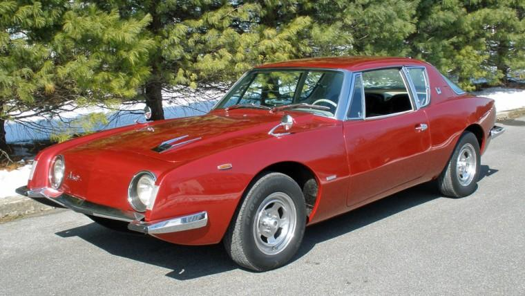 1963 Studebaker Avanti Car Picture