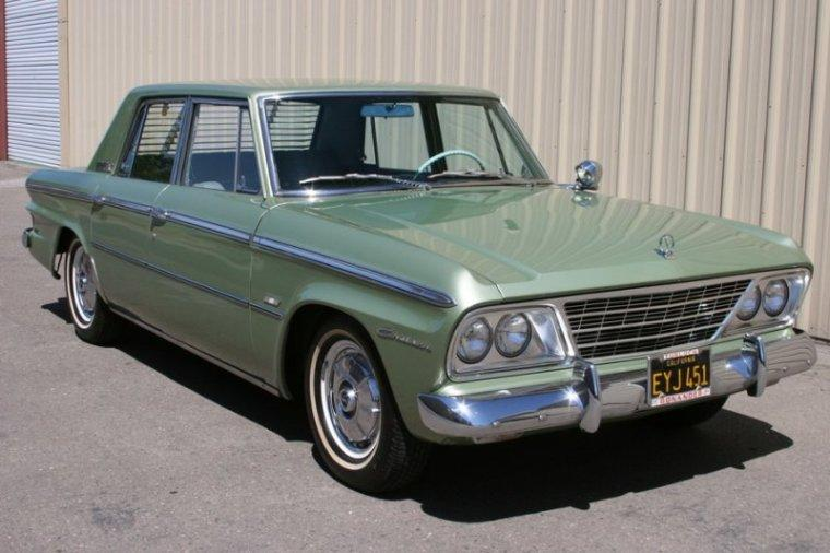 1964 Studebaker Lark Cruiser Car Picture